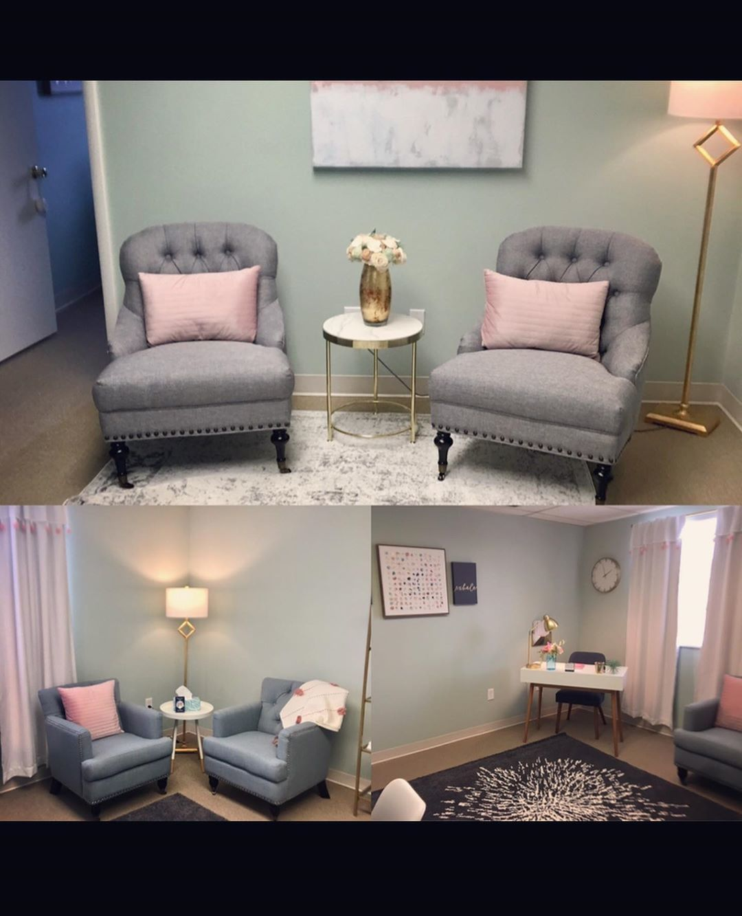 therapist office interior design